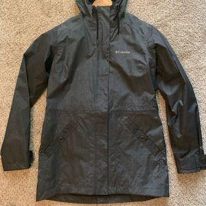 Columbia Rain Jacket NWOT Small